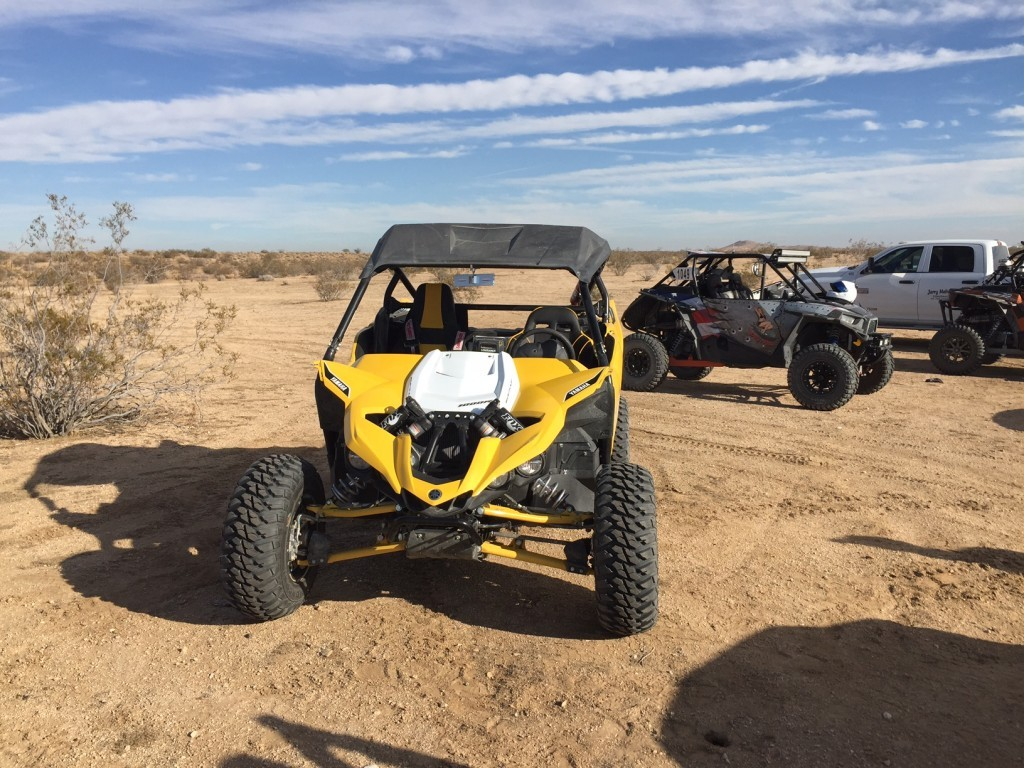 TowerWorks Motorsport Yamaha YXZYXZ Testing