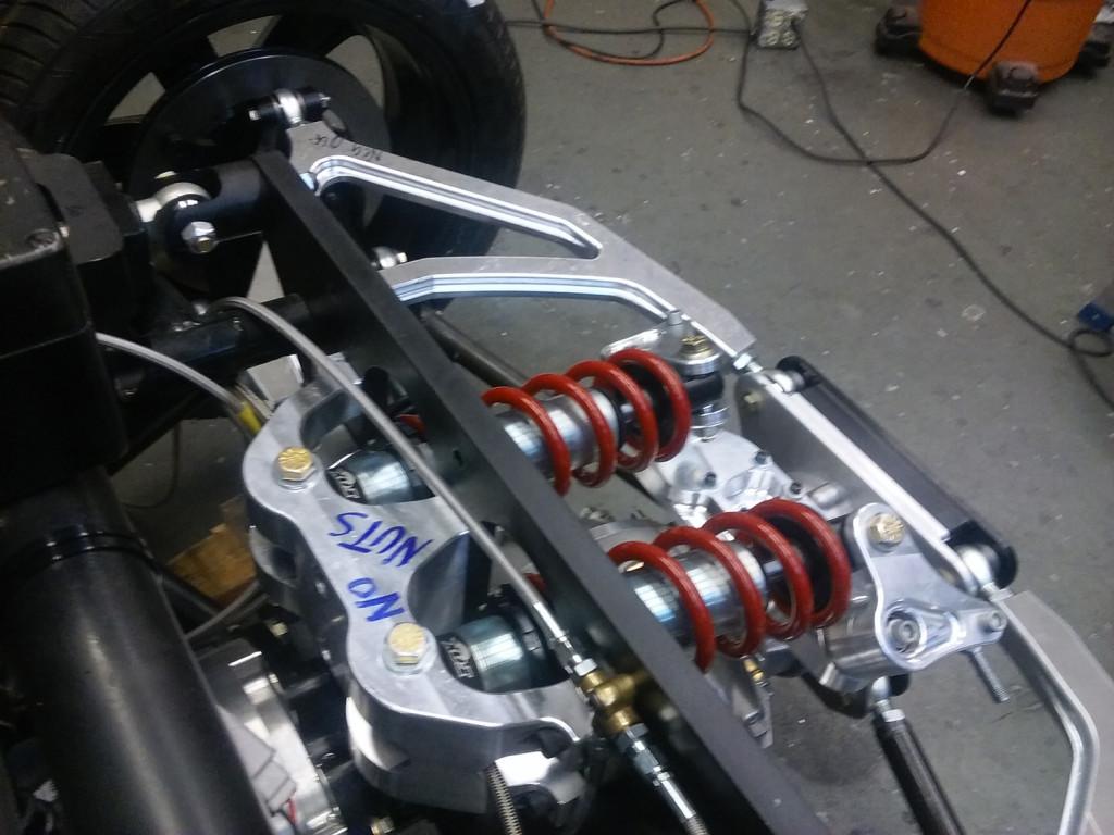 Mill Blackbird Adjustable Car