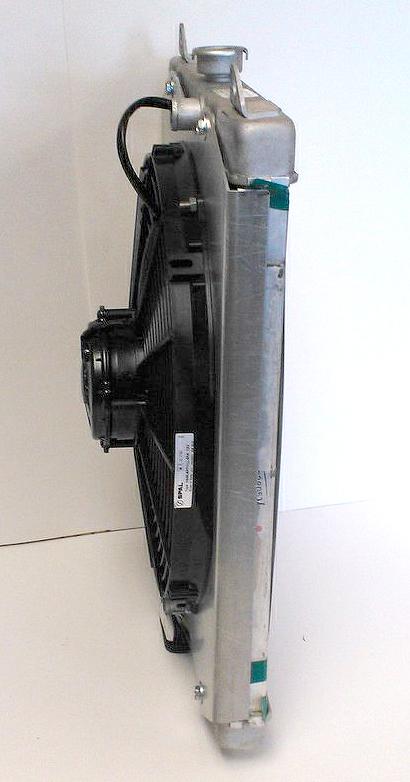 Yamaha yxz1000r Radiator