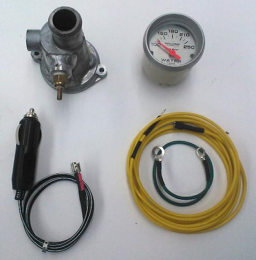 Yamaha YXZ1000R Temperature Gauge Kit