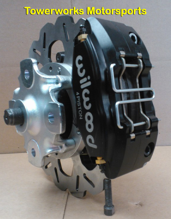 Can-Am Maverick X3 Big Brakes