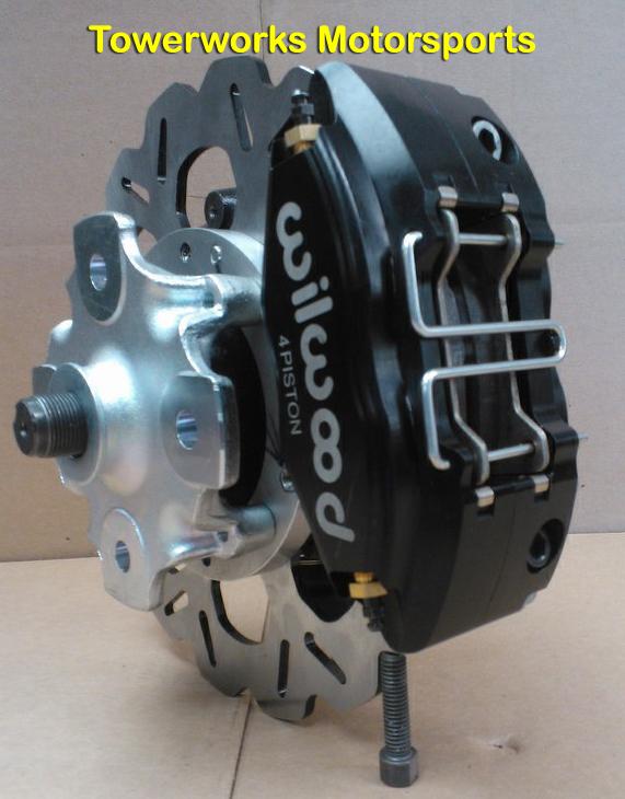 Yamaha YXZ 1000R Big Brakes