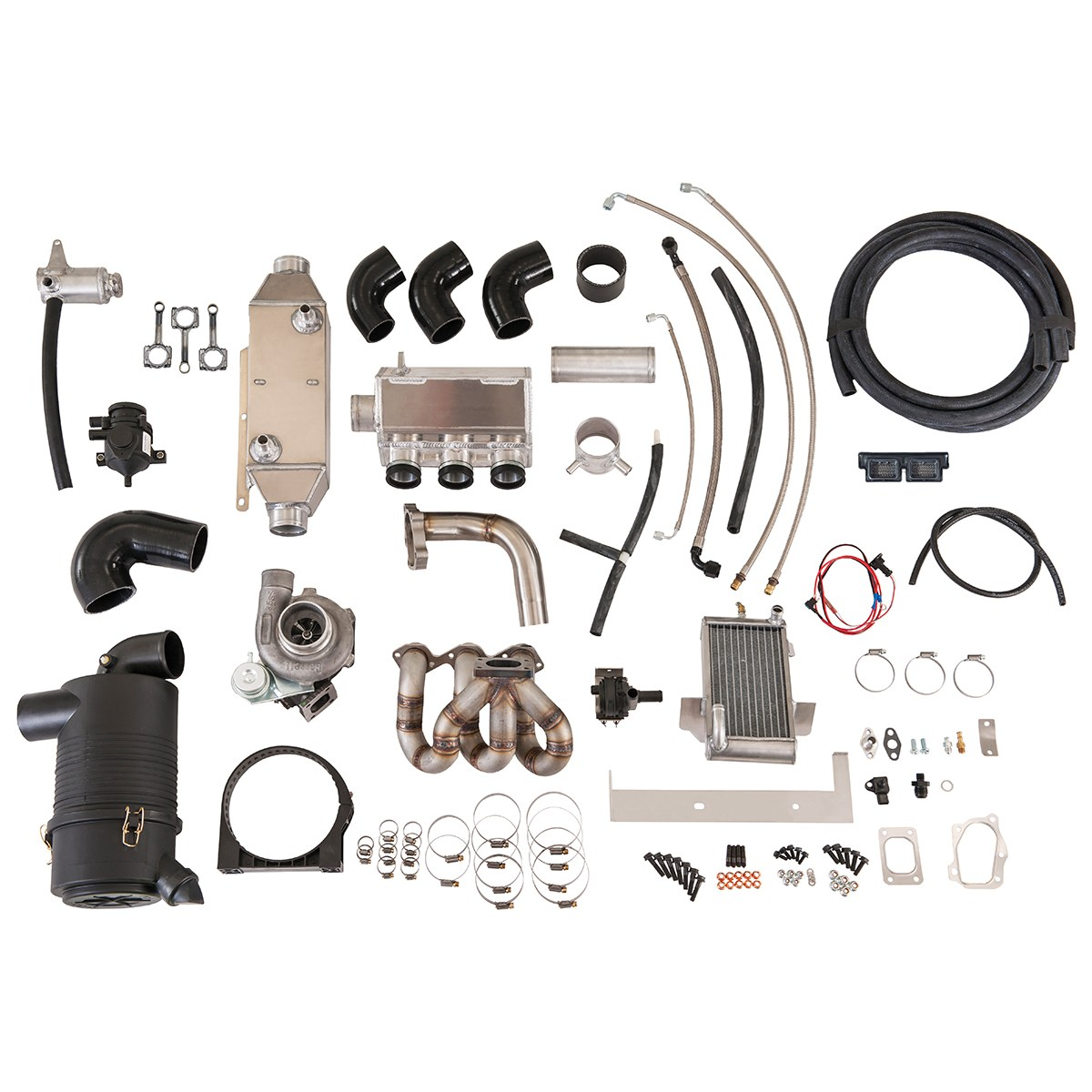 Yamaha YXZ 1000R Turbo Kit
