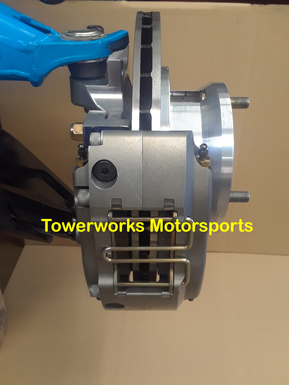 Can Am Big Brake Towerworks Motorsports
