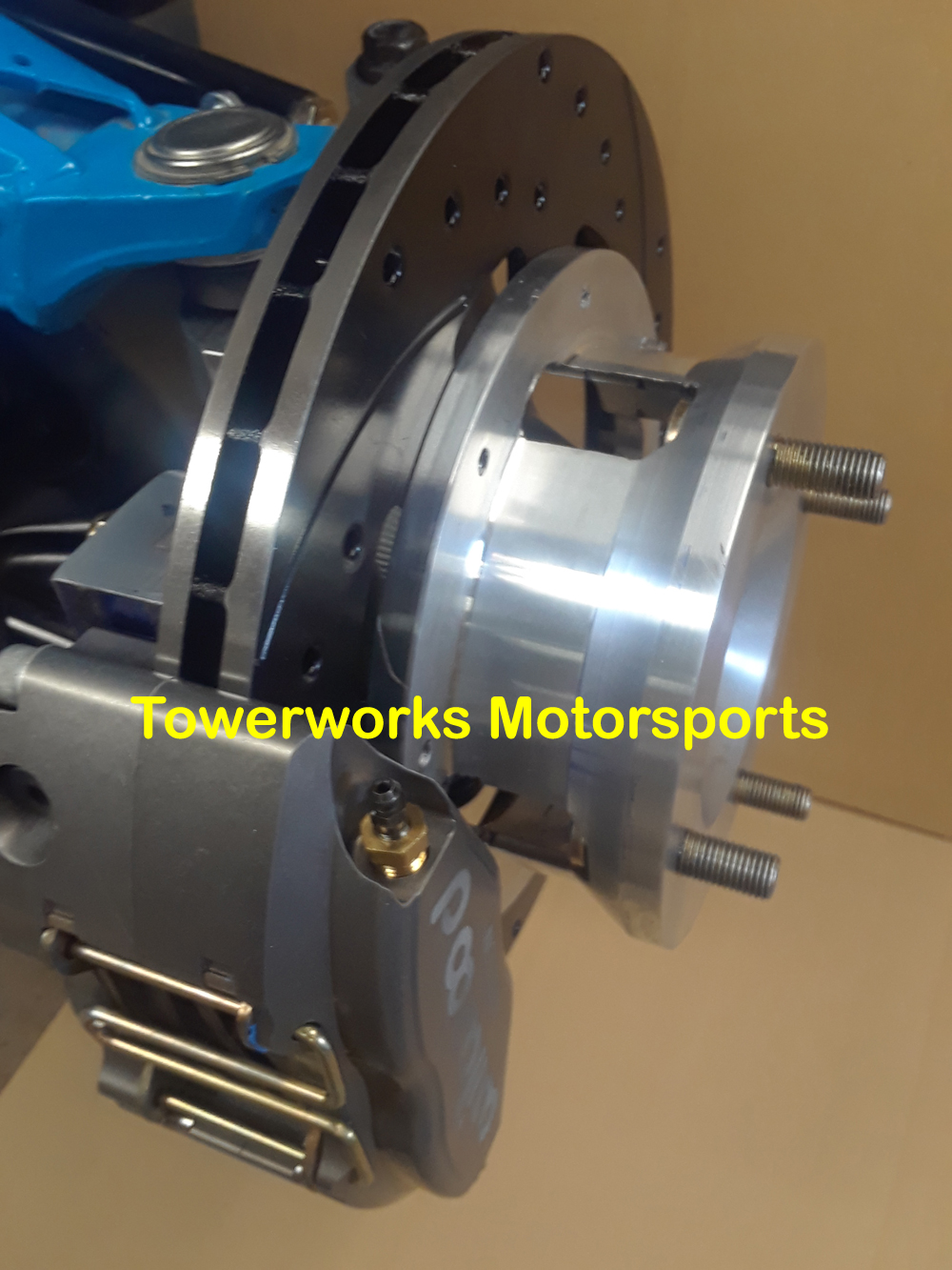 Can Am Big Brake Towerworks Motorsports