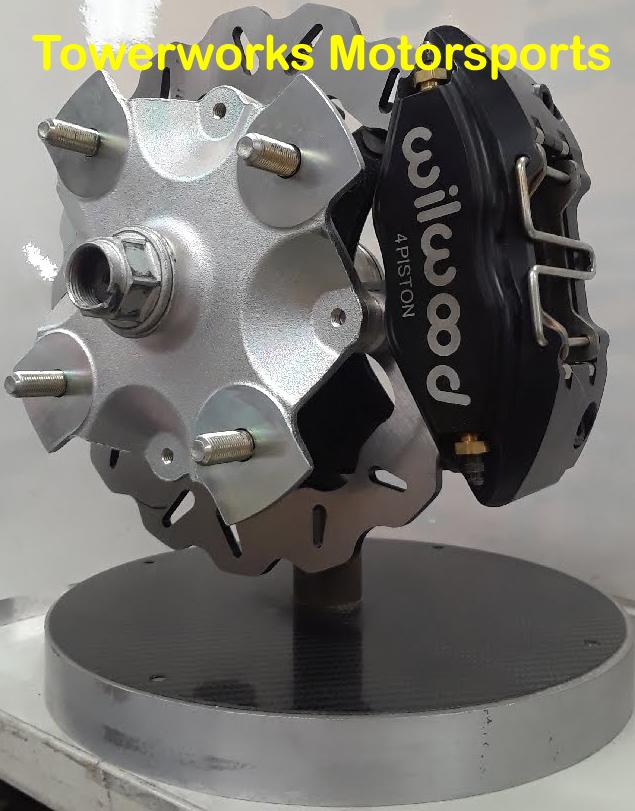 2019 Yamaha yxz brake upgrade