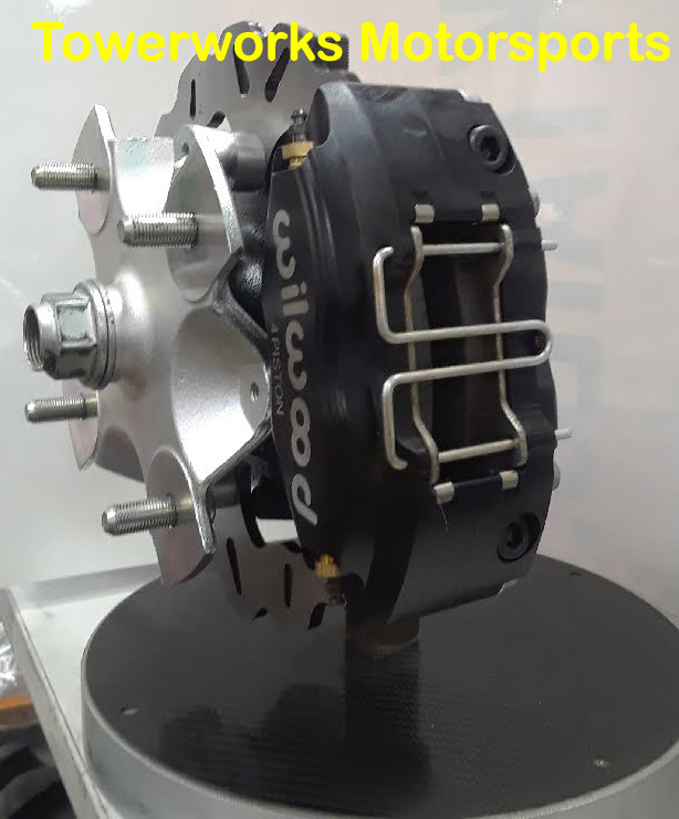 2019 Yamaha yxz brake upgrade