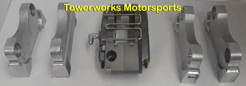 Polaris RZR XP1000 Big Brake Kit For Super ATV Portal